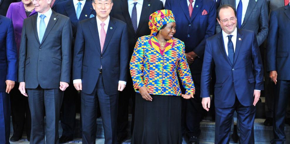 Comienza la cuarta cumbre UE-África