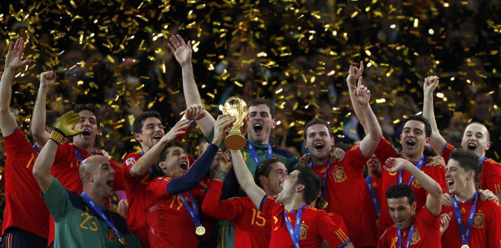 España y el gran peso de la estrella