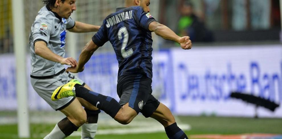 Inter de Milán pierde en casa ante Atalanta