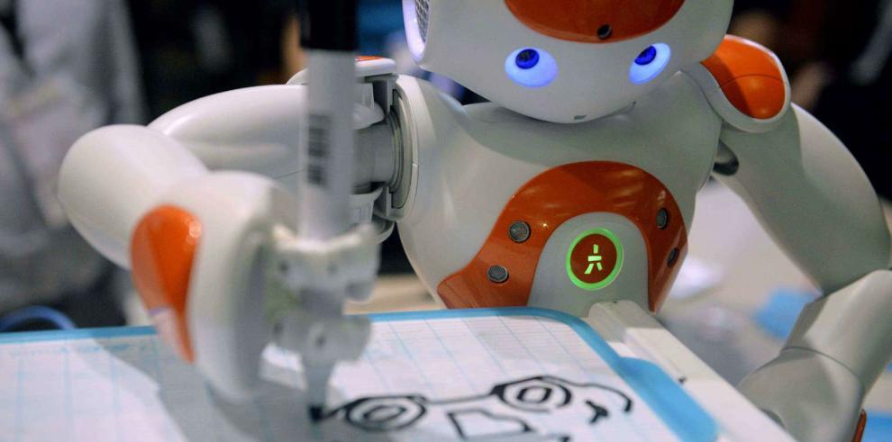 Feria robótica Innorobo en Francia