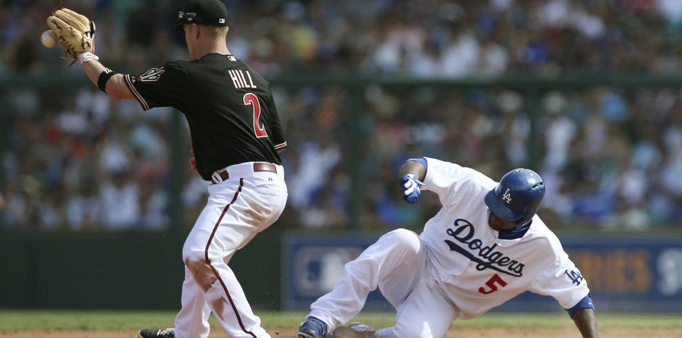 Dodgers ganan serie ante Diamondbacks