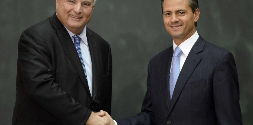 México y Panamá concluyeron negociación de TLC bilateral