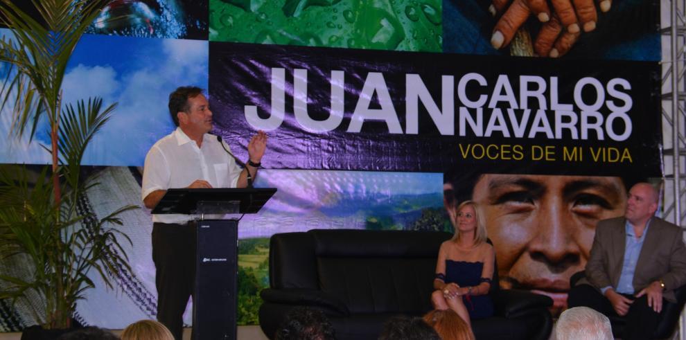 Juan Carlos Navarro tilda a Martinelli de