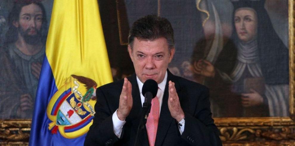 Santos confirma que EEUU apoyará transición pacífica de las FARC