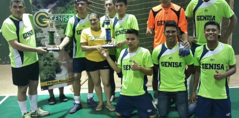 GENISA apoya el deporte nacional