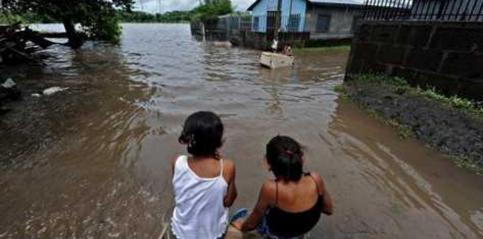 Lluvias dejan un muerto y más de 6.400 damnificados en Nicaragua