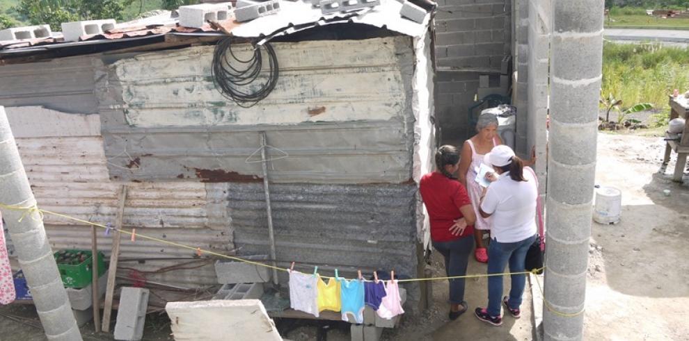 Techos de Esperanza en Herrera beneficiará a más de 100 familias