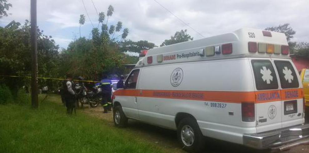 En Veraguas, una mujer asesina a sus dos hijos