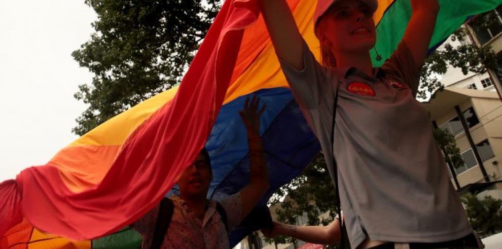 El orgullo se toma la vía Argentina