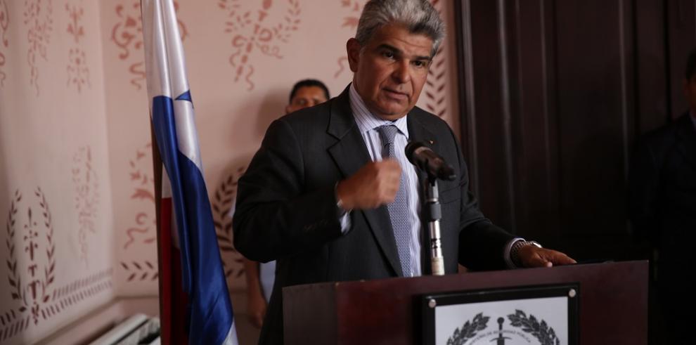 Panamá y Perú acuerdan cooperación para combatir el crimen organizado