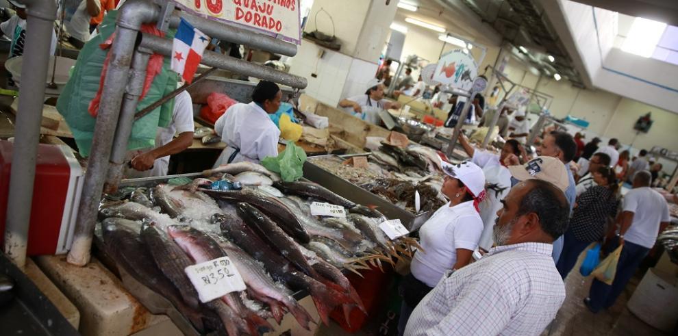 Pescados y mariscos, las carnes codiciadas de la Semana Mayor