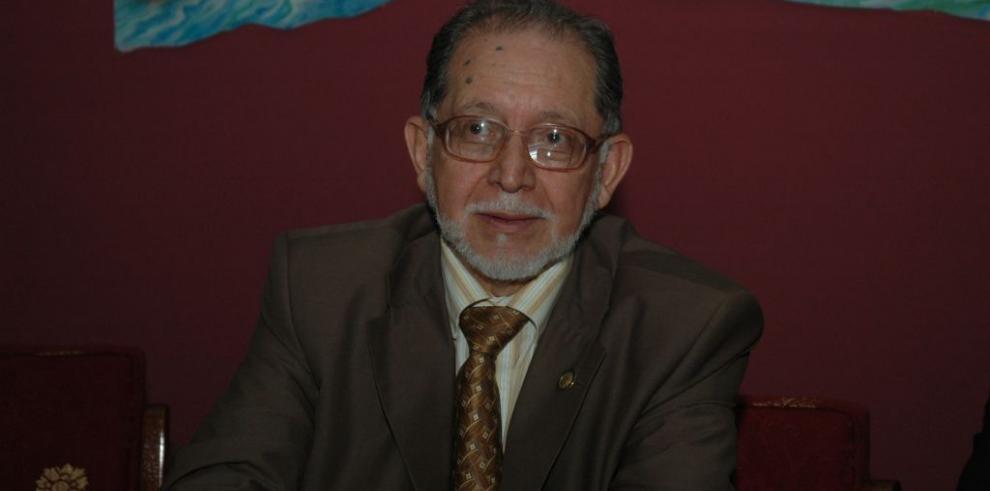 Secretario general de UP, explica donde están documentos de magistrado Pinilla