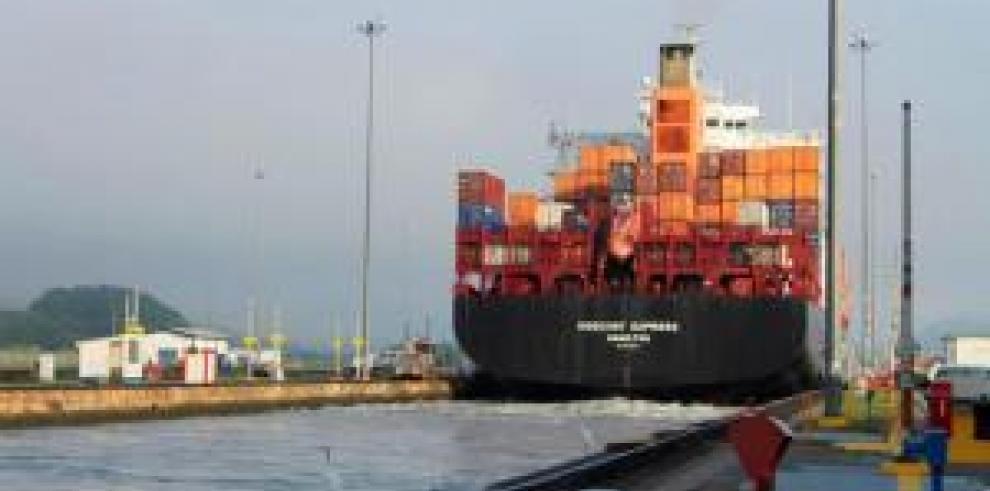 Ingresos por peajes en el Canal de Panamá suman $479 millones