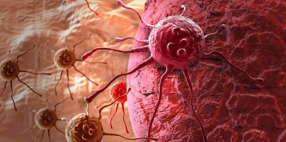 Una iónica batalla contra la mortal enfermedad