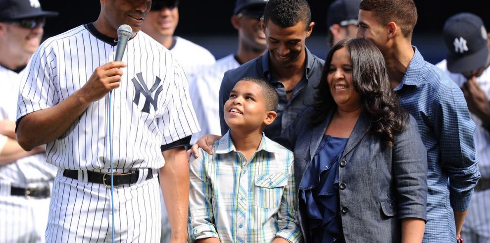 Yankees firman a Mariano Rivera III