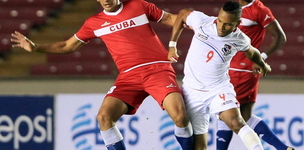 Galeria de fotos: momentos del juego Panamá-Cuba