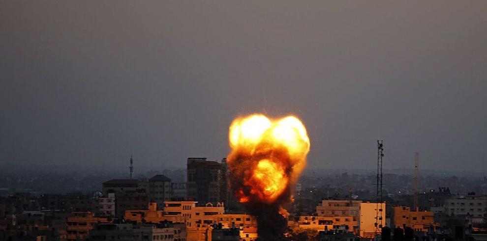 Mueren 21 palestinos tras nueva jornada de hostilidades