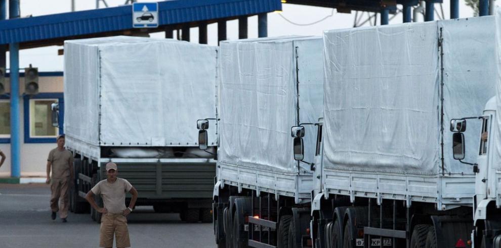 Cruz Roja recibe garantías de seguridad para ayudar a Ucrania