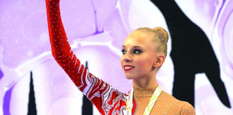 Kudryavtseva gana la final de gimnasia