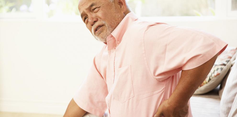 Los dolores de espalda principal incapacidad