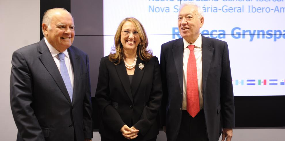 Costarricense Rebeca Grynspan, nueva secretaria de Conferencia Iberoamericana
