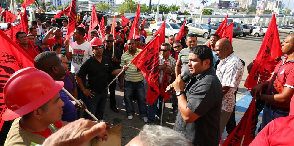 Suntracs suspende huelga