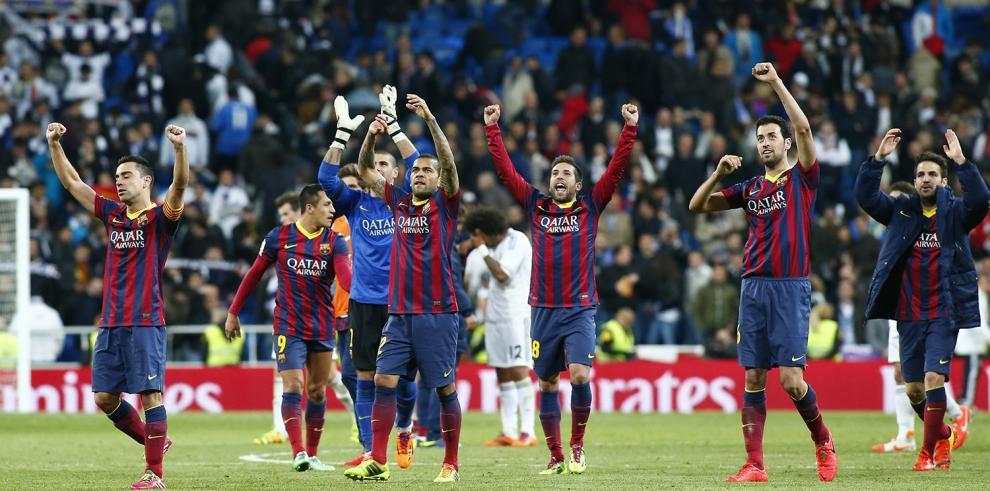 Barsa y Atlético trasladan su pulso doméstico a Europa