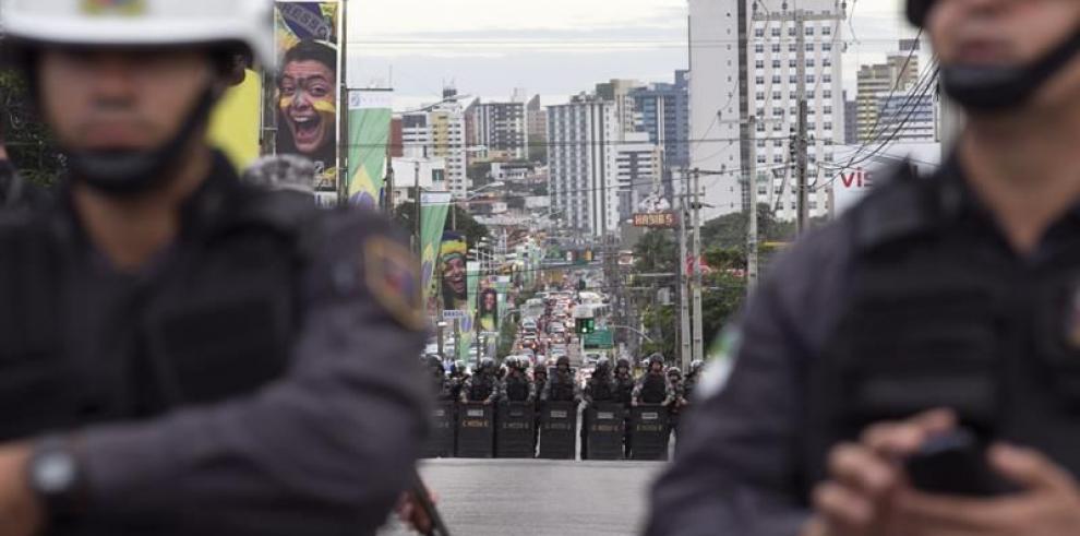 Arrestan a narco mexicano que iba al Mundial de Brasil