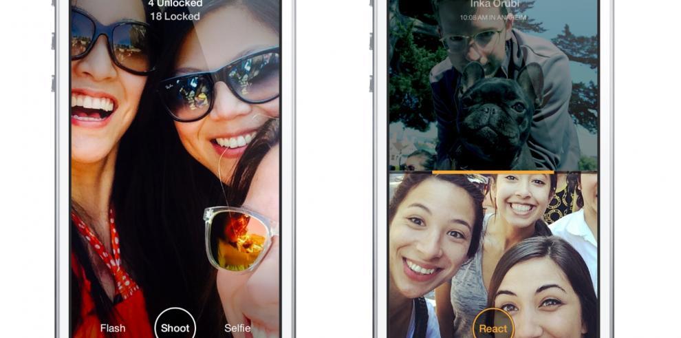 Facebook lanza nueva aplicación para compartir fotos y videos