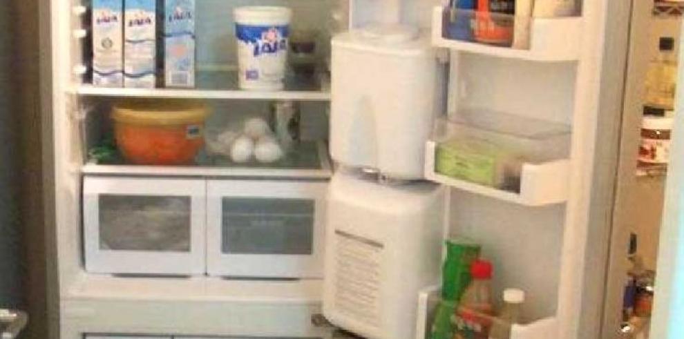La refrigeradora, nueva manzana de discordia