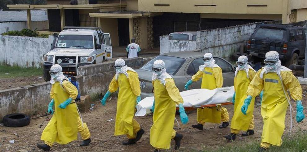 El 22 % de los muertos por ébola en Liberia eran menores de edad