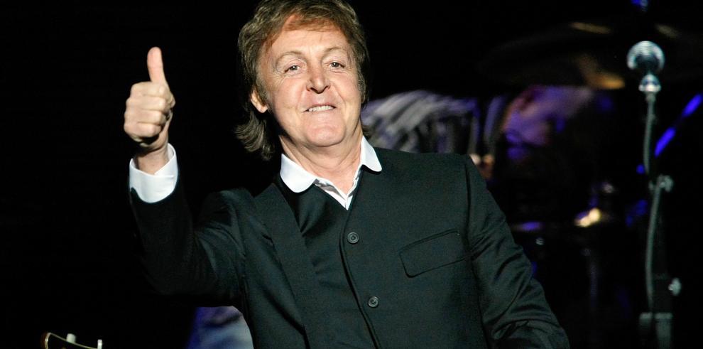 Paul McCartney dará dos conciertos en Chile