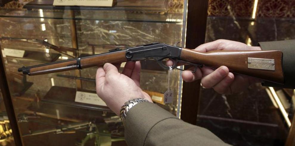 Comercio de armas crece 14% en cinco años
