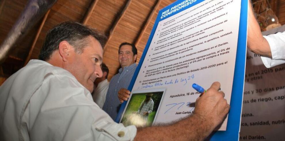 Borrón y cuenta nueva para sector agropecuario
