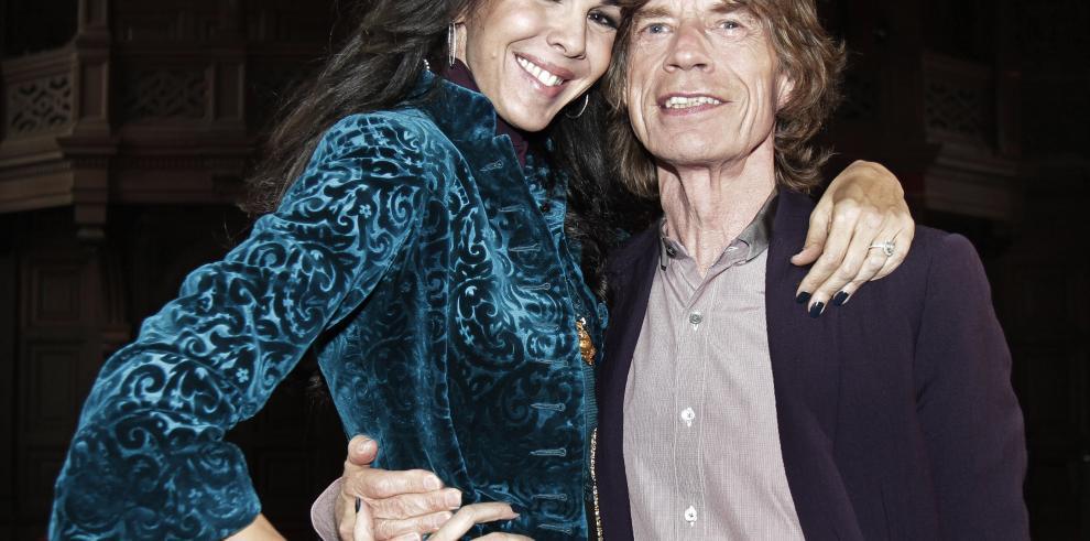 Hallan muerta en Nueva York a L'Wren Scott, novia de Mick Jagger