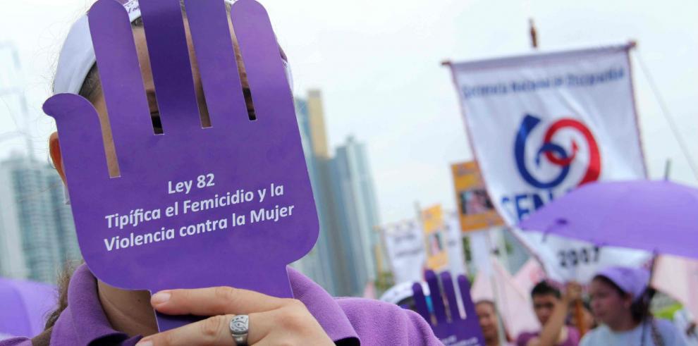 Panamá implementará ley contra alarmante aumento de femicidios