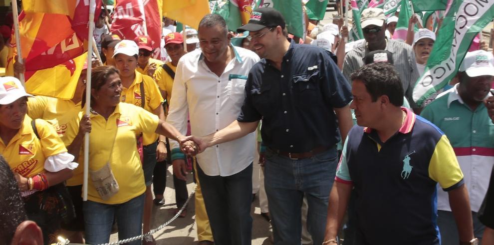 José Domingo Arias: 'oposición perdió la brújula'