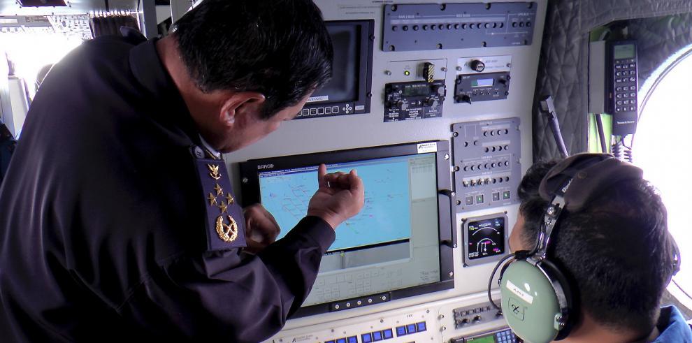 Australia rastrea el océano Índico en busca del avión desaparecido Sídney