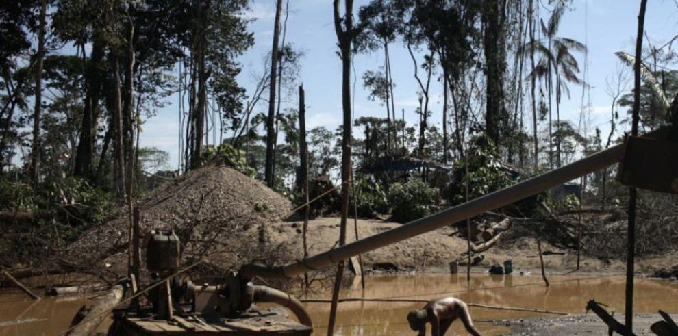 Perú: Vamos a eliminar la minería ilegal