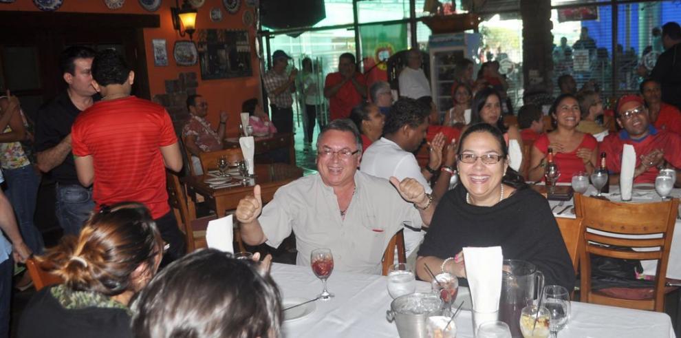 Portugueses sufrieron en Panamá