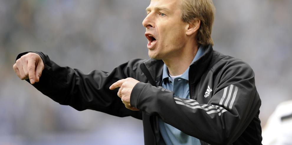 Klinsmann niega toda posibilidad de un pacto con Alemania