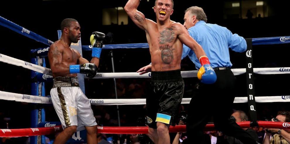 Lomachenko ahora sí es campeón mundial