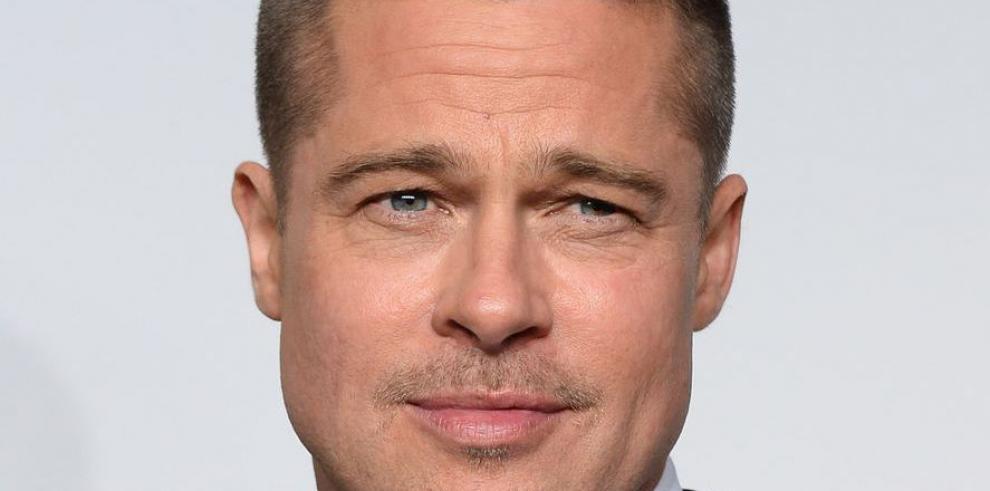 Brad Pitt será el padrino de Clooney