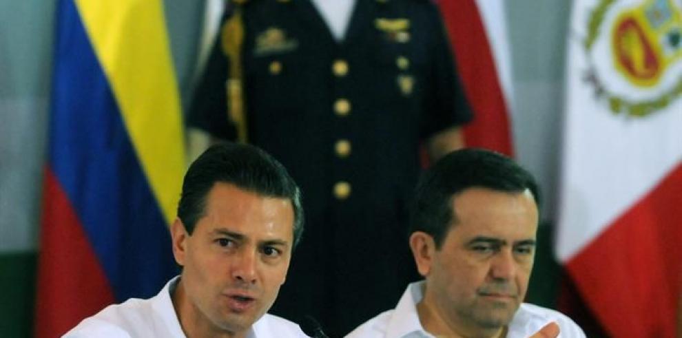 El presidente Peña Nieto destaca triunfo de la selección mexicana