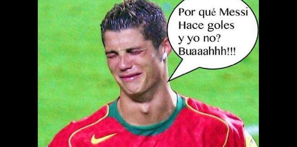 Los memes de Cristiano Ronaldo después del partido ante EE.UU.