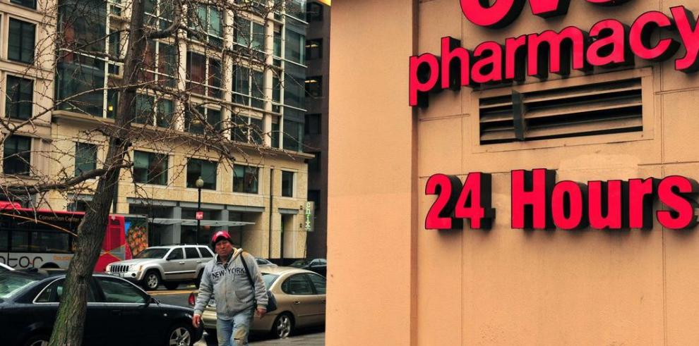 Farmacia CVS deja la venta de tabaco en EEUU