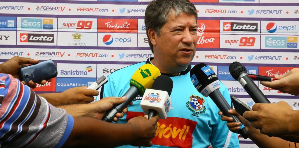 Entrenamientos de la Sele para el amistoso con Perú