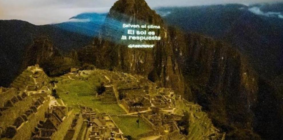 Humala criticó a Greenpeace por falta de respeto a patrimonio peruano