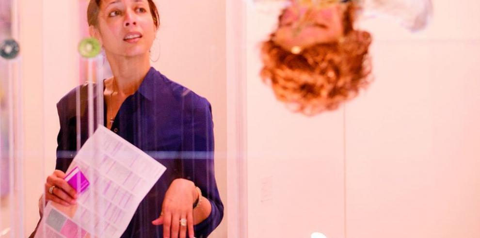 Chanos entre los compradores de arte en Miami