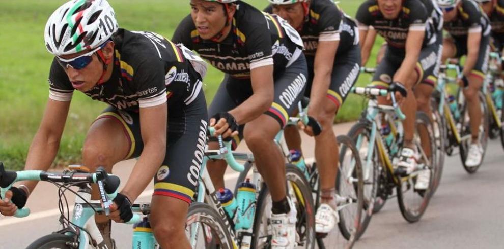 Team Colombia fuera de categoría Continental